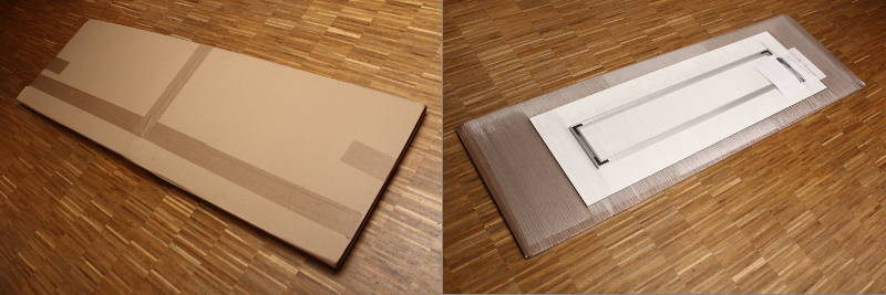 Wall Panel Packaging
